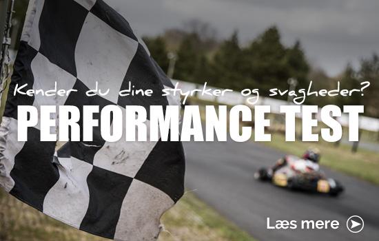 Kend dine styrker og svagheder med en performance test hos Tommy Schröter